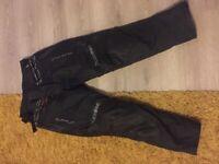 Duchinni motorcycle trousers
