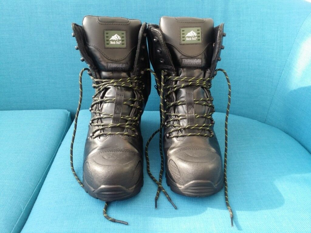 5dc29108782 Rock Fall Monzonite Metatarsal Safety Boots - RF540 UK 9 Hardly Used | in  Gosport, Hampshire | Gumtree