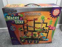 Wacky Trax marble run