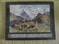 Swiss late 19th century photo views albums