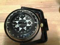 Gimbled marine compass