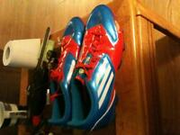 Men's size 11 Adidas soccer cleats