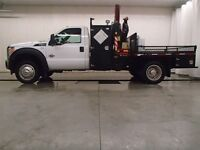 2013 Ford F-550 CHASSIS CAB R/CAB XL 4X4
