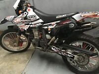 Suzuki drz 400 3k miles from new