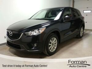 2013 Mazda CX-5 GS- Local trade | Bluetooth | Backup Cam| $121b/