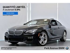 2016 BMW 650I xDrive Coupe / 2.9% / M Sport / 20 / 16 200 KM /