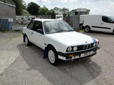 1987 BMW 325i E30 Historic Rally Car