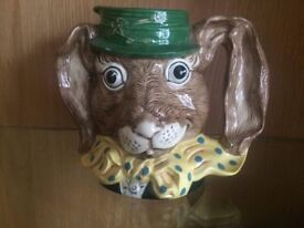 The March Hare Royal Doulton Toby Jug