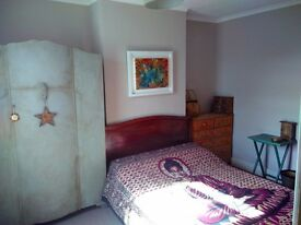 Large, cosy double room available for 4 weeks until May 22nd