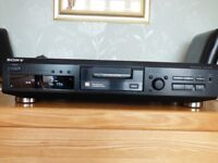 Sony Minidisc Recorder / Player MDS-JE330