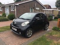Toyota IQ. Tax free car. Perfect condition. Very low mileage.