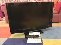 Panasonic 32inch LCD Full HD1080p Viera TV TX-32LZD80