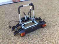 Towbar mounted 2 Cycle rack