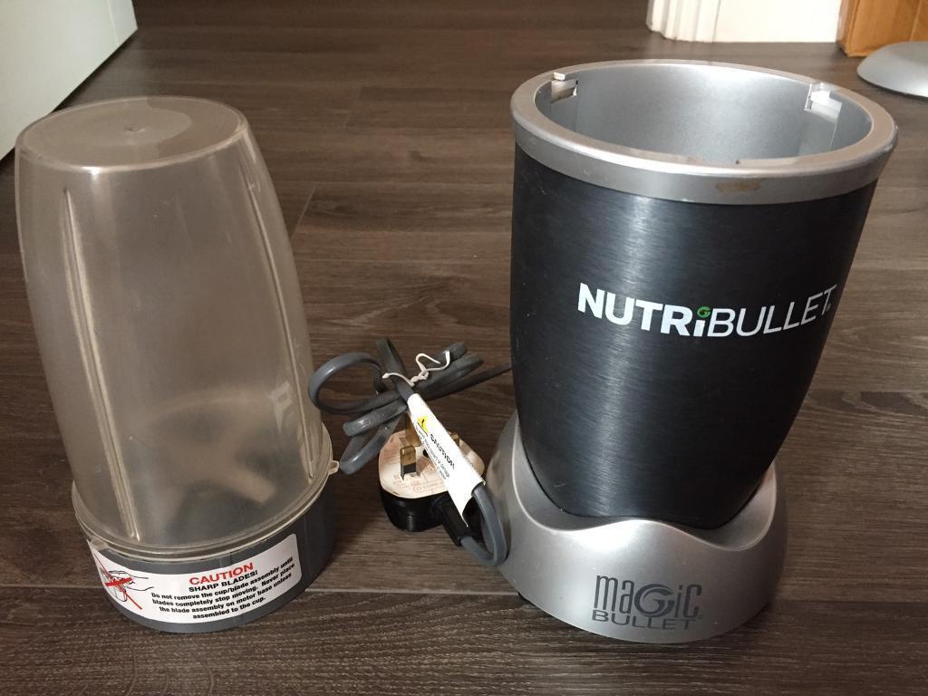 NutriBullet for sale