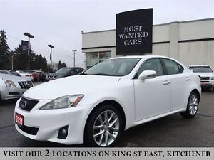 2011 Lexus IS 250 AWD | BEIGE LEATHER | NO ACCIDENTS