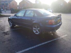 1995 Audi A4 Se 1.8 petrol One year mot