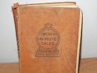 Enid Blyton books - twenty minute tales (OFFERS )