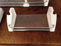 Liebherr Intergrated Fridge/Freezer ICN 3056 Small Storage Rack - immaculate condition