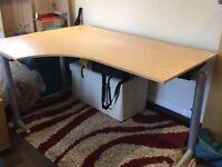 Large Corner Office Desk for sale.