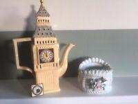 Big Ben 1999 Tea Pot.