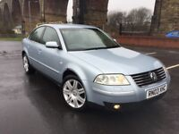VOLKSWAGEN PASSAT TDI 4MOTION 4WD HEATED NAPPA LEATHER SERVICE VW/AUDI/SEAT