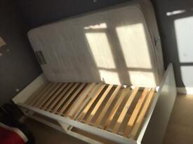 Ikea kids single bed