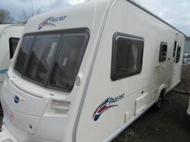 Bailey Pageant Series 6 Provence 5 Berth Double Dinette 2008