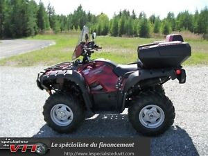 2012 yamaha  Grizzly 700 -
