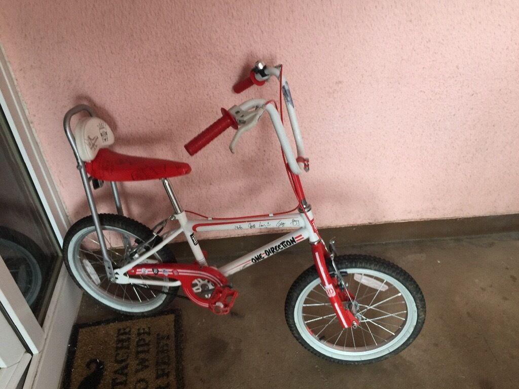 Kids One Direction Chopper Style Bike In Lochgelly Fife Gumtree