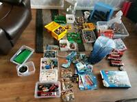 Massive bundle of lego men and trains etc