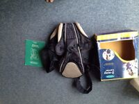 Mothercare two way baby carrier