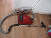 Miele S360 Vacuum Cleaner. Used. Complete with all tools