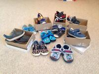 Clarks shoes - boys various sizes