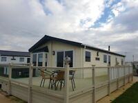 Static caravan for sale/Lodge/Twin unit/Skegness/Mablethorpe/INCLUDING DECKING&HOT TUB&FEES/lakes