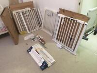 Stair Gates x 6 - only as a job lot