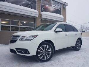 2016 Acura MDX Navigation Package, 88 355 km, Moteur 3.5L, AWD