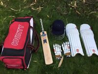 Youth Cricket Kit - COMPLETE SET