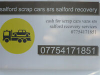 scrap my car manchester salford best cash price paid for scrapping