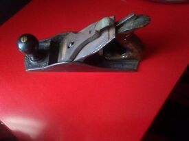 RECORD WOOD PLANE SIZE 4 1/2 FULL WORKIN ORDER CHEAP £10