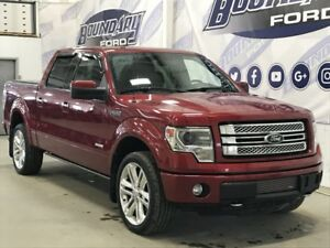 2013 Ford F-150 SuperCrew Limited 900A 3.5L EcoBoost