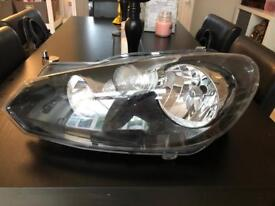 Volkswagen Golf Mk6 N/S headlight