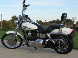 2006 harley-davidson FXDWG Dyna Wide Glide   6 Speed and Fuel In London Ontario image 6