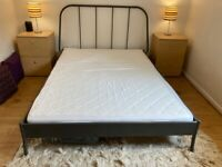 Double bed – Superb condition IKEA Kopardal