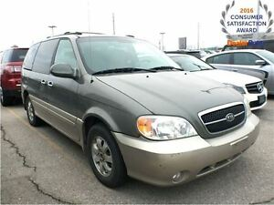 2005 Kia Sedona EX*7 passenger*full power group*