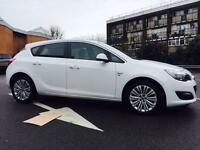 2014 Vauxhall Astra Excite Low mileage 22K