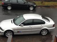 BMW 316 2001 m.o.t 1 year