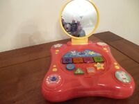 Marks and Spencer's My First Magic Mirror Laptop Toy