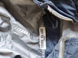 Children stone island jacket