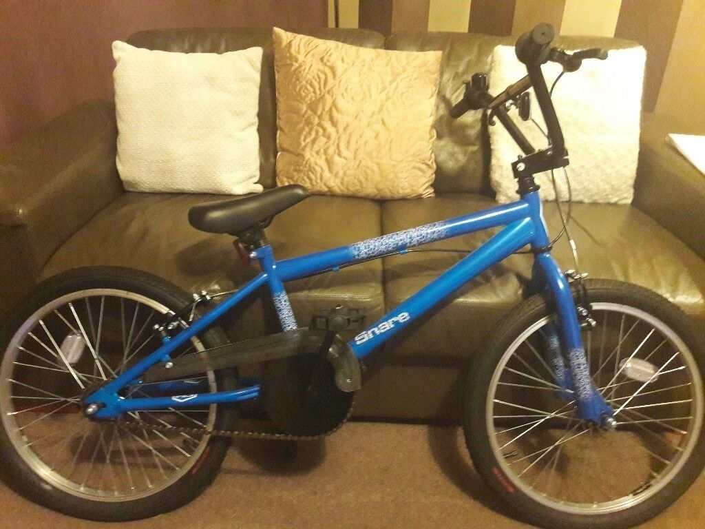"Child's 20"" X Rated BMX Bike"