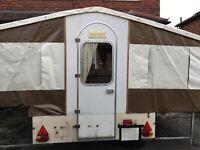 Dandy 5 trailer tent/ folding camper